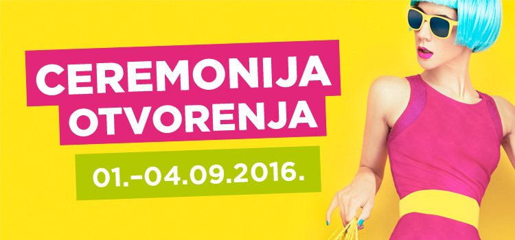 Program otvorenja Pula City Malla!