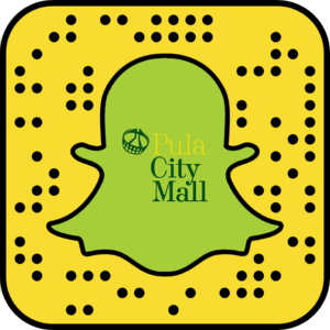 snapchat pula city mall