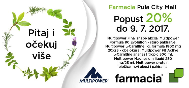 Popust na Multipower asortiman!
