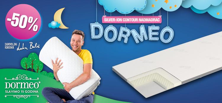 Odmorite se na godišnjem uz Dormeo!