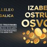 Galileo strugalica – svaka je dobitna!