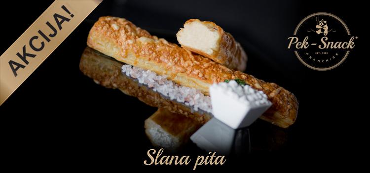 AKCIJA: MAXI slana pita u Pek Snacku