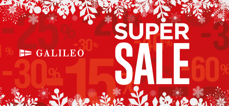 SUPER SALE DO 50%