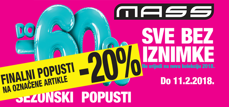 MASS SHOES – finalni popusti