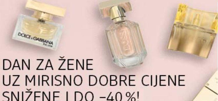 dm: Dan za žene uz mirisno dobre cijene!