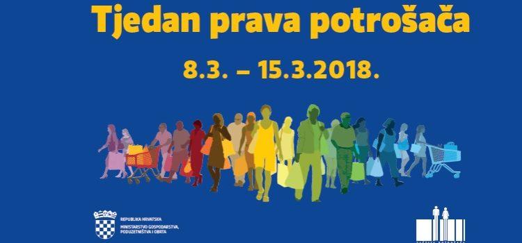 Svjetski dan prava potrošača u Pula City Mallu