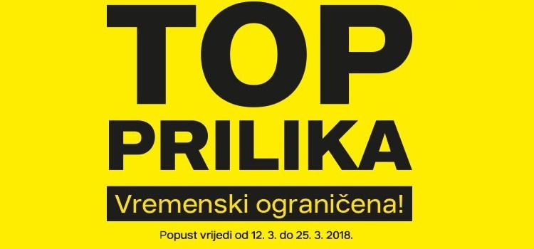 Deichmann TOP PRILIKA
