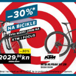 HERVIS: Akcija na bicikle