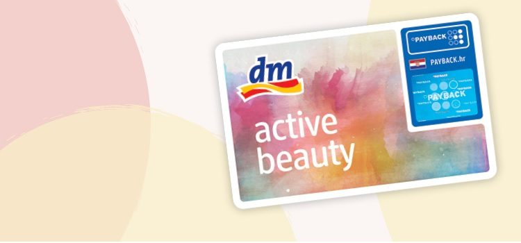 Nova dm active beauty kartica