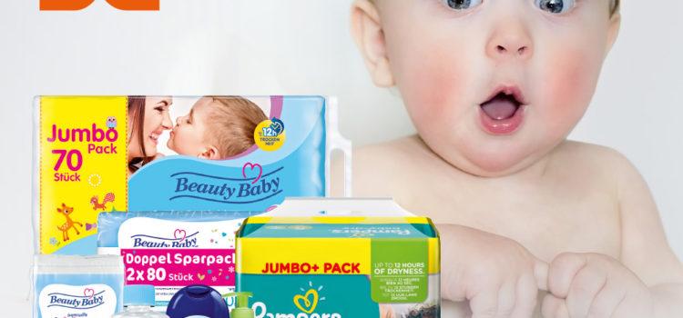 15% na pelene i kozmetiku za bebe u Mülleru