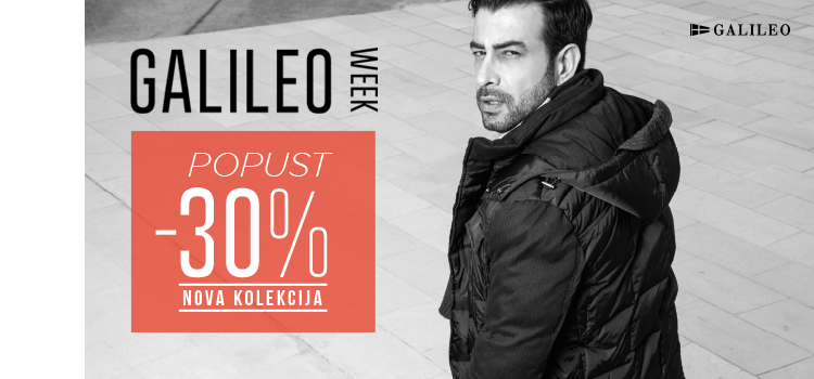Galileo Week -30%