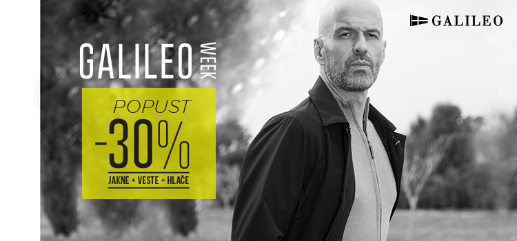 Galileo week -30% popusta