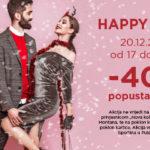 Četvrtak pun sreće u Pula City Mallu i Sportini!