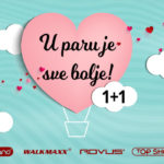 Valentinovo u Top Shopu
