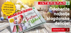 Pregledajte Interspar katalog delicija