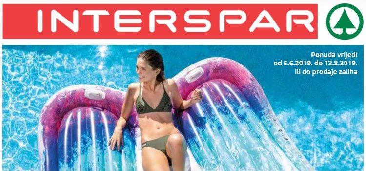 Interspar katalog, sve za ljeto!