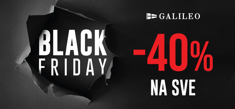 Galileo Black Friday!