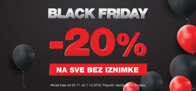 Black Friday u MASS-u!