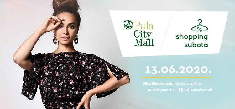 Shopping subota – Lipanj