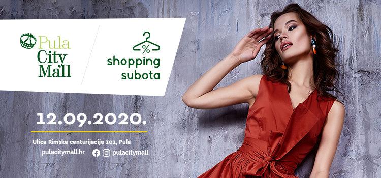 Shopping dan u Pula City Mallu!