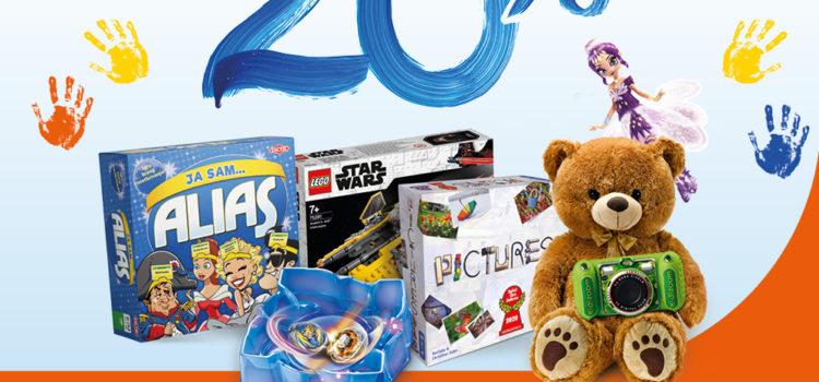 Vrijeme je za igračke!