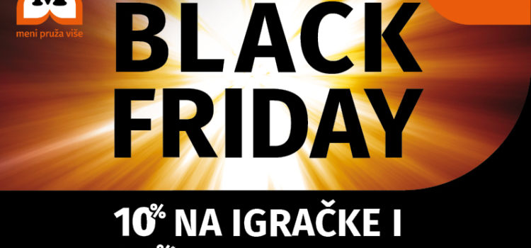 Black Friday u Mülleru!