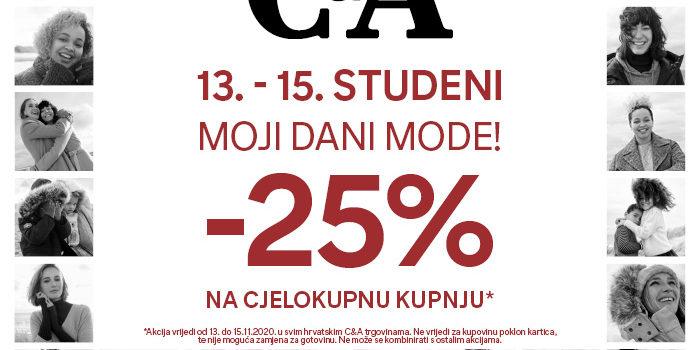 C&A – Moji dani mode!
