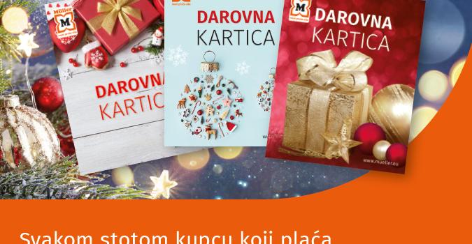 Božićni poklon kupcima!