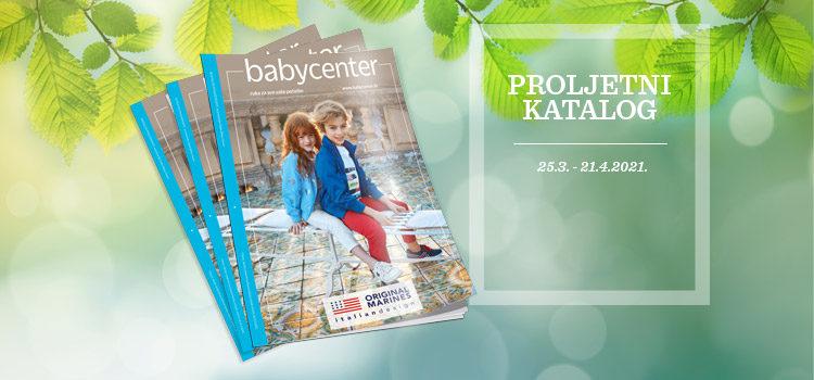 Novi katalog Baby Centra