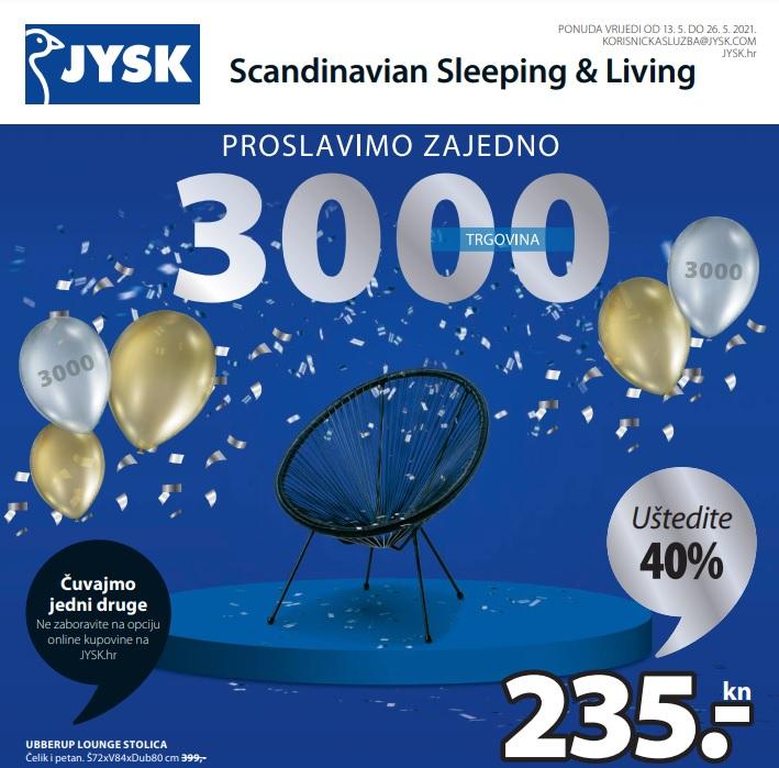 Stigao je novi JYSKov katalog!