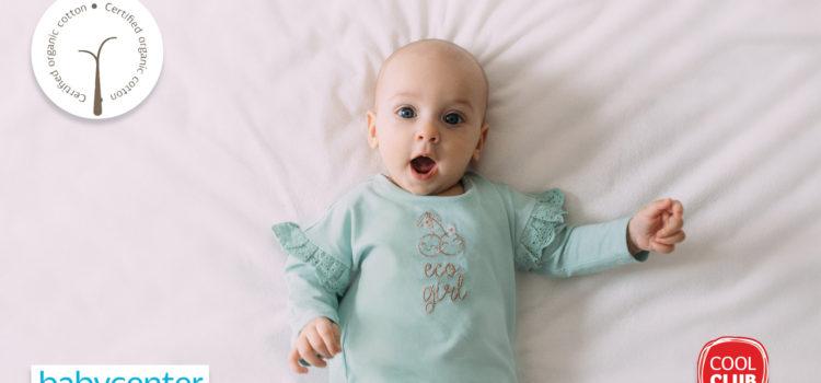 Organski pamuk u Baby Centru