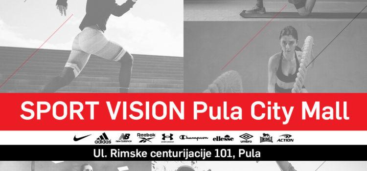 Dolazi nam Sport Vision!