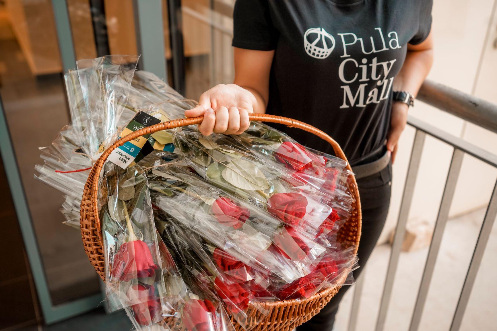 Ruža za osmijeh na licu!