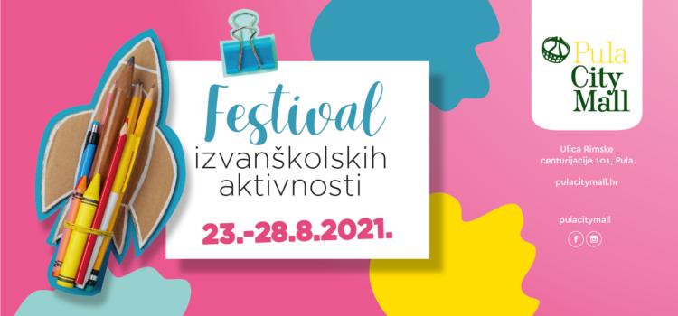 Festival izvanškolskih aktivnosti!