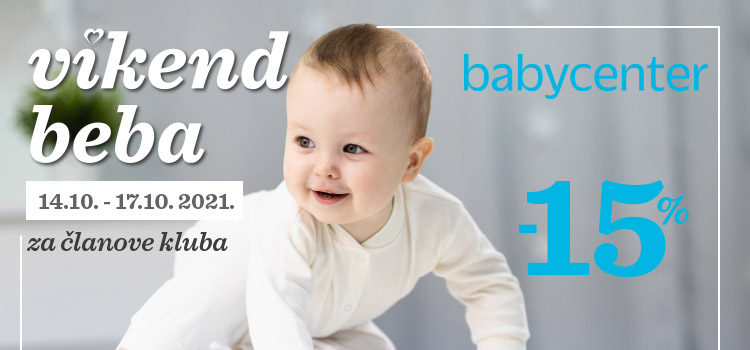 Vikend beba u Baby Centru